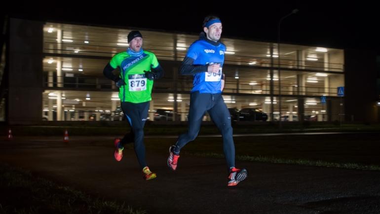 Õhtujooksu V etapp 2018, 7,7 km