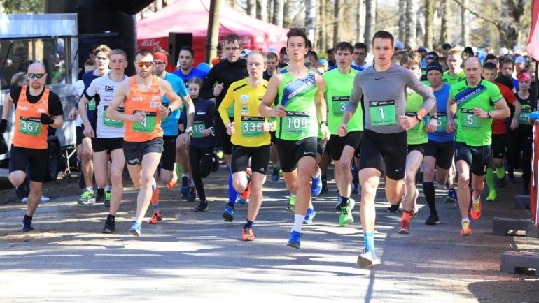 Parkmetsa jooks 2019 (7km)